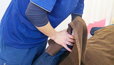 ケガの応急処置イメージ
